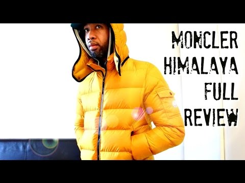 Trying on Moncler Hymalay Ski Jacket | Full Review & Try On