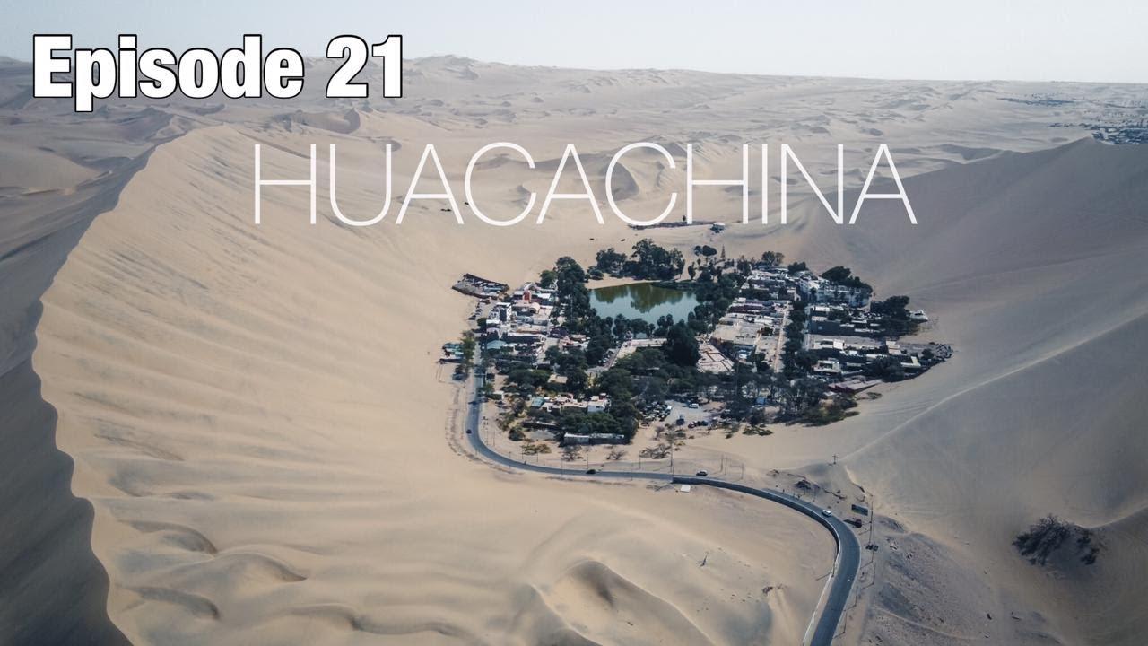 EP. 21 : Riding Dari Gunung ke Gurun | Peru