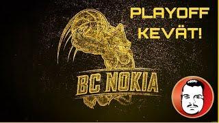 BC Nokia Playoffs Keltainen Kevät JUOMINEN