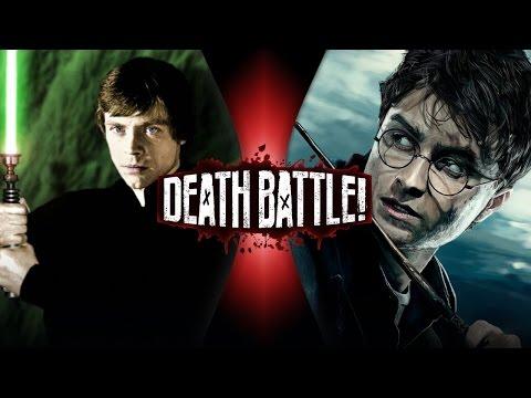 Luke Skywalker VS Harry Potter | DEATH BATTLE! | ScrewAttack!