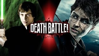Luke Skywalker VS Harry Potter | DEATH BATTLE! | ScrewAttack!