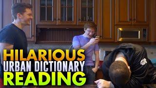 Hilarious Urban Dictionary Reading