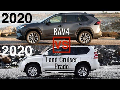 Конский расход топлива ТЛК Прадо 4л. и  RAV4 2.5л. 2020 г, Прадо без рамы и с вариатором.
