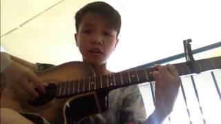 Tìm Lại Bầu Trời - Nguyễn Hữu Quyền (Guitar Cover)