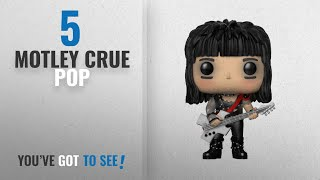 Motley Crue Get Their Own Funko Pop! Figures: Funko Pop Rocks: Mötley Crüe-Nikki Six Collectible