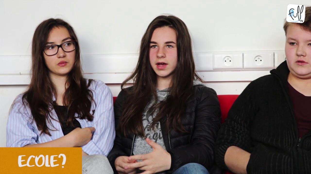 Jeunes adolescents et grosses queues