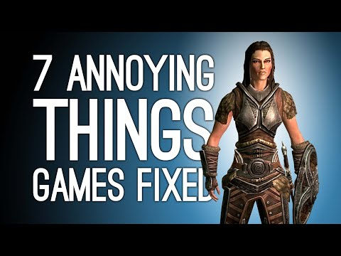 7 Annoying Things Games Fixed with Easy Solutions