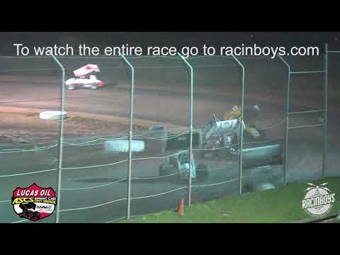 Lucas Oil ASCS at Canyon Speedway Park 02 28 20