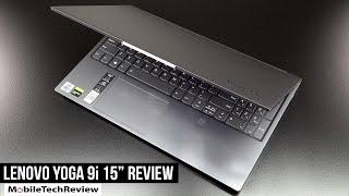 Lenovo Yoga 9i 15\