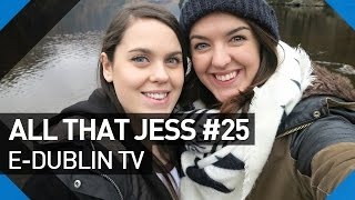 Passeando por Glendalough (Wicklow), na Irlanda - All That Jess#25