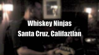 """The Show with The Cranks-featuring"""" Whiskey Ninjas""""/""""Country Trash"""""""