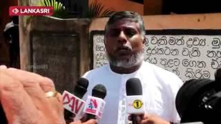 Yogeswaran meets Political Prisoners in Batticaloa