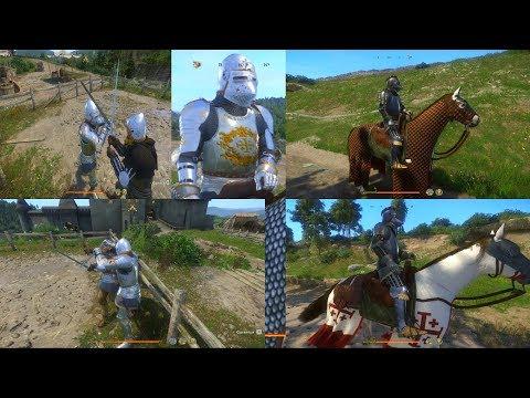 Kingdom Come: Deliverance.Вид от третьего лица.Third Person Camera Mode