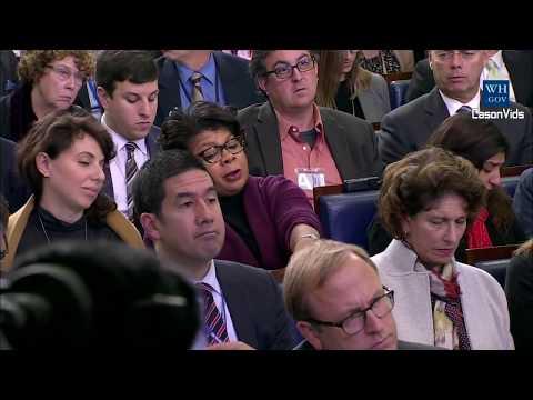 Download Youtube: Sarah 'Huckabee' Sanders Press Briefing on George Papadopoulos & Paul Manafort questions