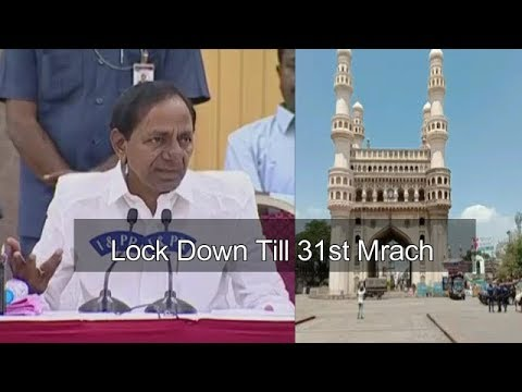 telangana-lockdown-till-31st-march-|-everything-is-closed-|-cm-kcr-speaks-|-@-sach-news-|