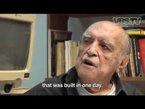 Great Architects - Oscar Niemeyer - 1988 Pritzker Prize Laureate - 2/2