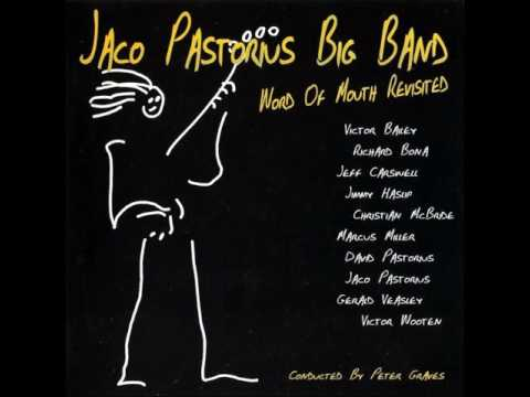 Jaco Pastorius Big Band - Havona
