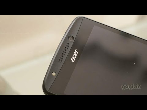Acer Liquid E700 review - Triple SIM android smartphone
