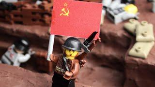 Lego WW2 Battle Movie / лего мультик 2 мировая