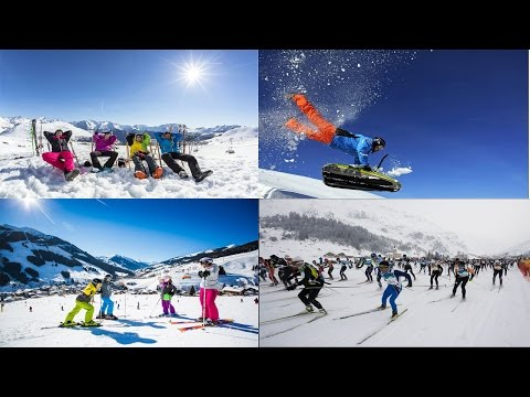Best Ski Resorts In Europe  Top Ski Destinations in Europe 2017