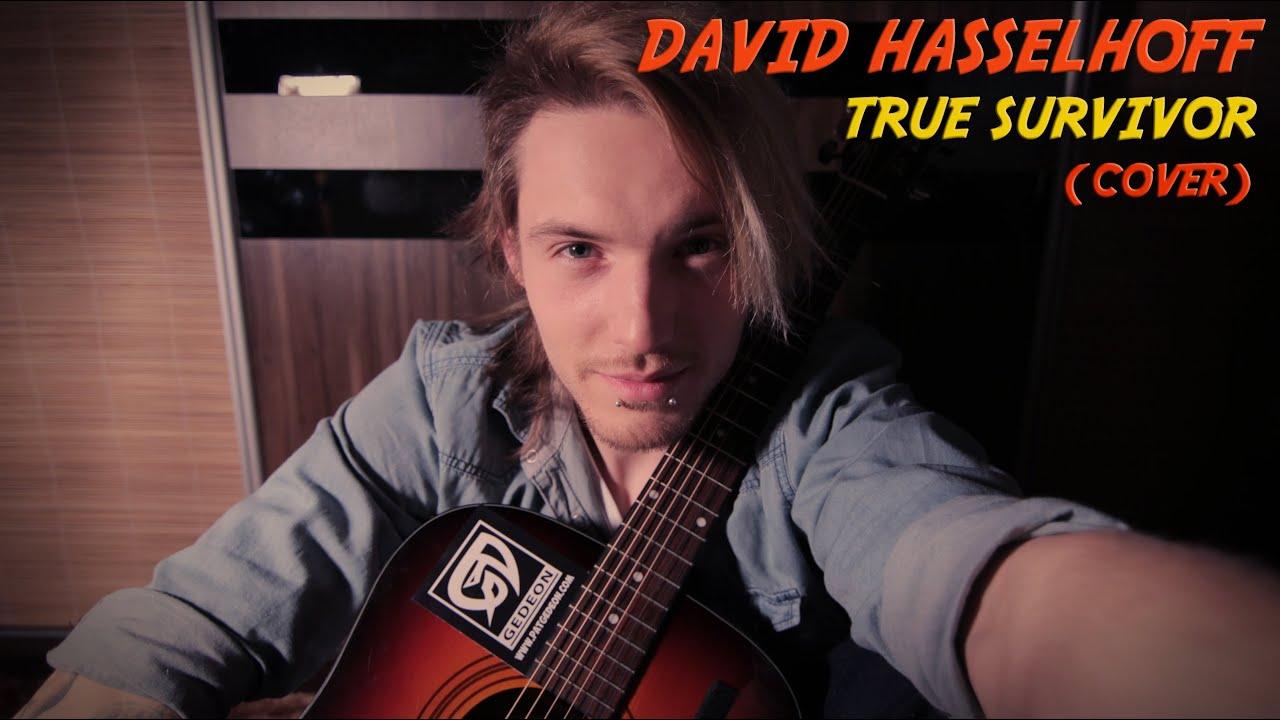 david-hasselhoff-true-survivor-acoustic-cover-pat-gedeon