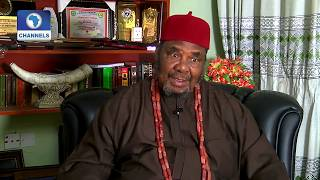 Pete Edochie Speaks On Role In Adaptation Of Chinua Achebe39s 39Things Fall Apart39 The Chat