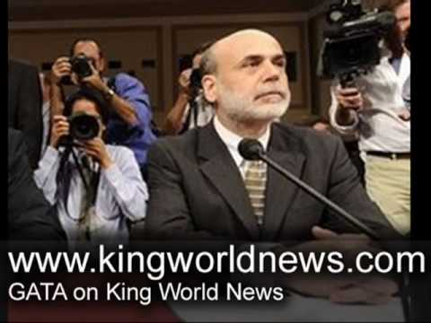 Gold Anti-Trust Action Committee_GATA_on King World News_Part 2 of 4