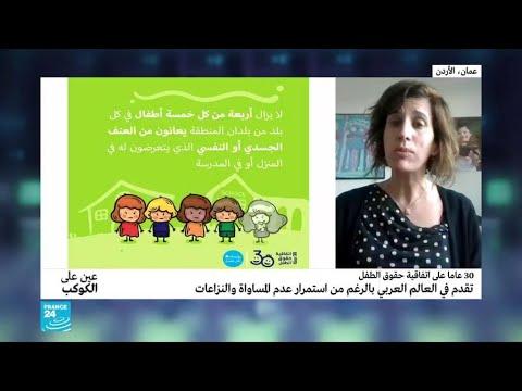 4 من كل 5 أطفال تعرضوا للعنف في العالم العربي!!  - نشر قبل 3 ساعة
