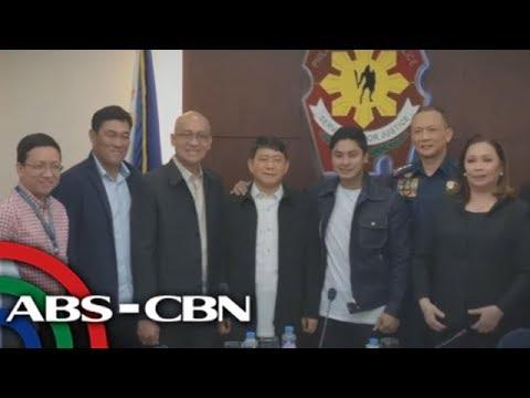 UKG: Team ng FPJ's Ang Probinsyano nakipagpulong sa mga opisyal ng DILG