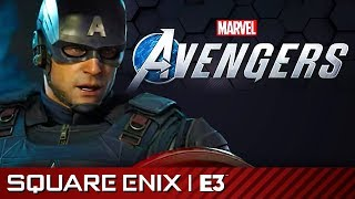 Marvel's Avengers Full World Premiere Presentation | Square Enix E3 2019