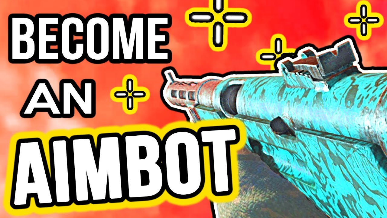 How to Aim in Call of Duty - INSTANT AIMBOT THE EASY WAY!
