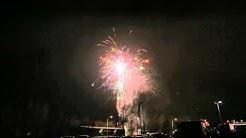 Länsi-Porin Prisman joulunavausilotulitus 23.11.2012