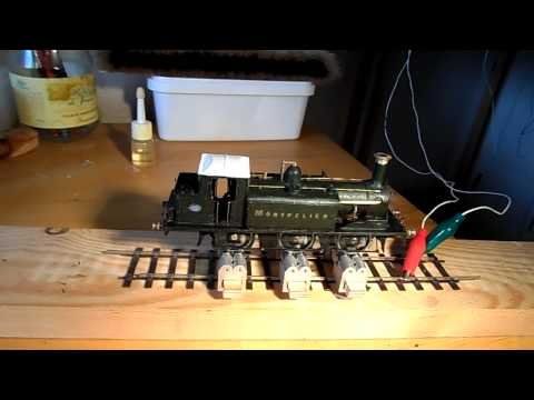 LBSCR E Class Tank Engine test run.