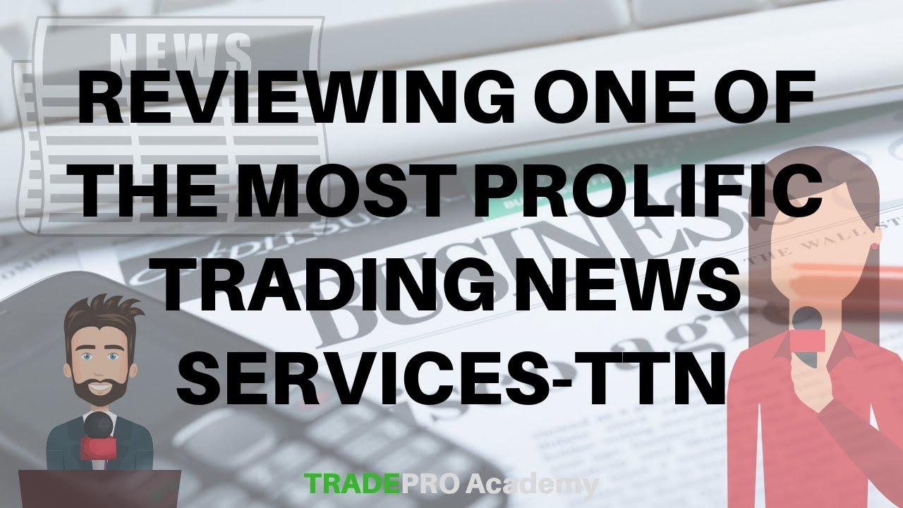 Day Trading Newsfeed Review-Trade the News. - YouTube