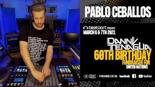 Pablo Ceballos @ Danny Tenaglia's 60th Birthday live streaming