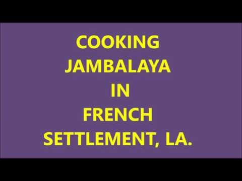 COOKING IN French Settlement (2)
