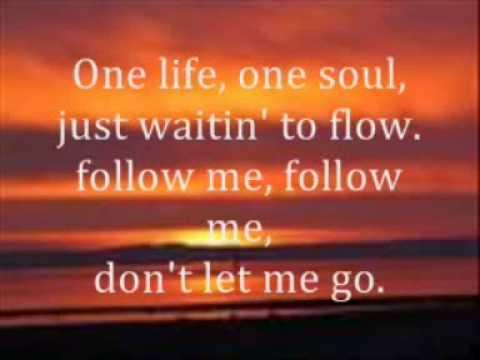 One Life One Soul - Karaoke by Gotthard