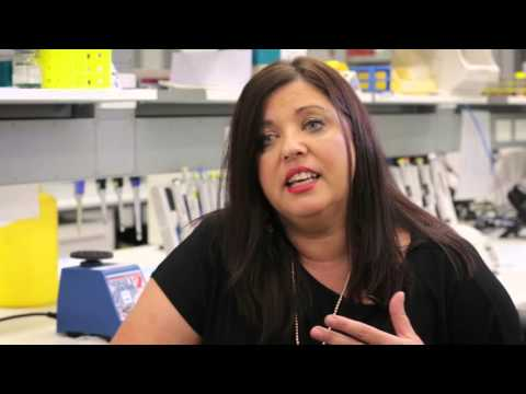 Research Fellow Story - Vanessa McDonald