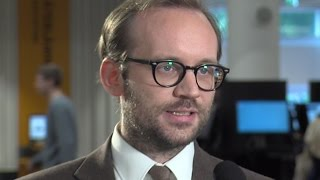 Researcher Daniel Pedersen talks about the 2014 Nobel Prize Laureate in Literature