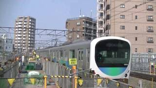 西武鉄道38106F 各停新所沢行 東村山発車