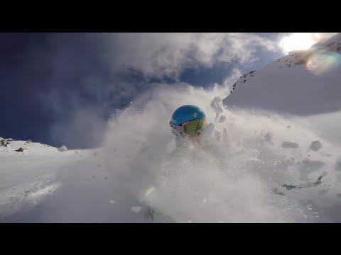 U.S. Ski Team Heli-Skiing in New Zealand