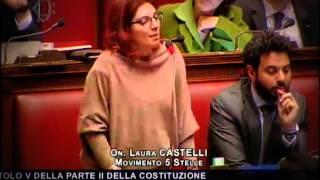 Laura Castelli (M5S): questo non è il Parlamento dei cittadini