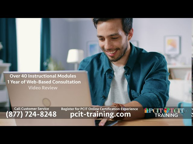 PCIT Online (Self-Paced) Certification Training