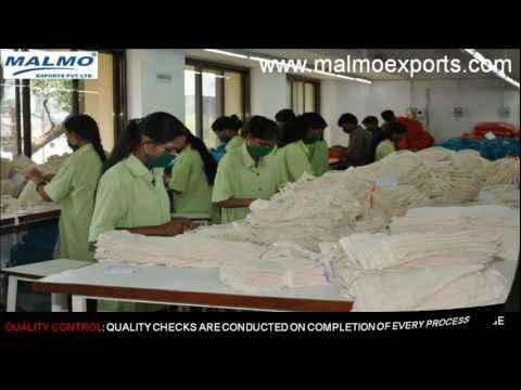 Infrastructure at Malmo Exports Pvt. Ltd. - Organic Cotton Bags Manufacturer