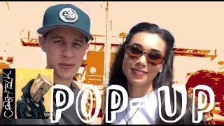 SchoolBoy Q CrasH Talk Pop-Up in LA (Vlog)