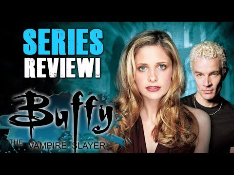 Buffy the Vampire Slayer Throwback TV Series !