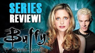 Buffy the Vampire Slayer Throwback TV Series Review!