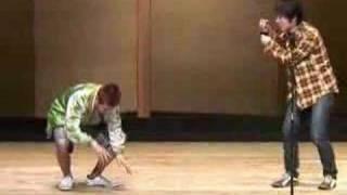 2007年1月8日桐生シルクホール 「ミリオンライブ」におけるキリキリマイ...
