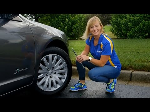 How To Check Tires Safety — Michelin Tires