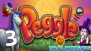 Peggle PC Gameplay / Playthrough Part 3 | Spork Sporklan